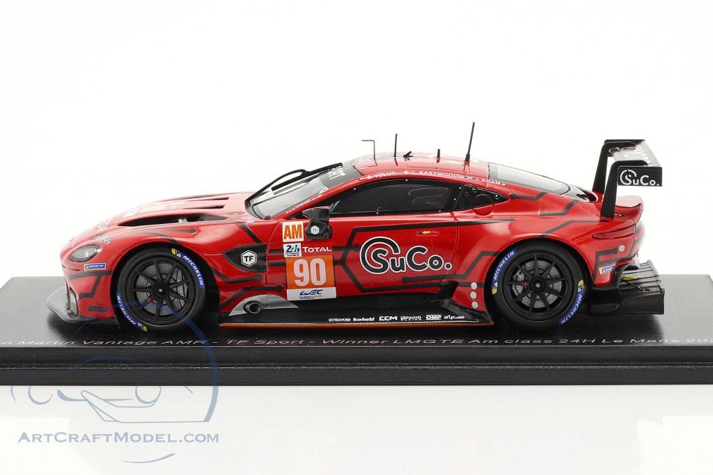 Aston Martin Vantage AMR #90 Winner LMGTE-Am 24h LeMans 2020 TF-Sport
