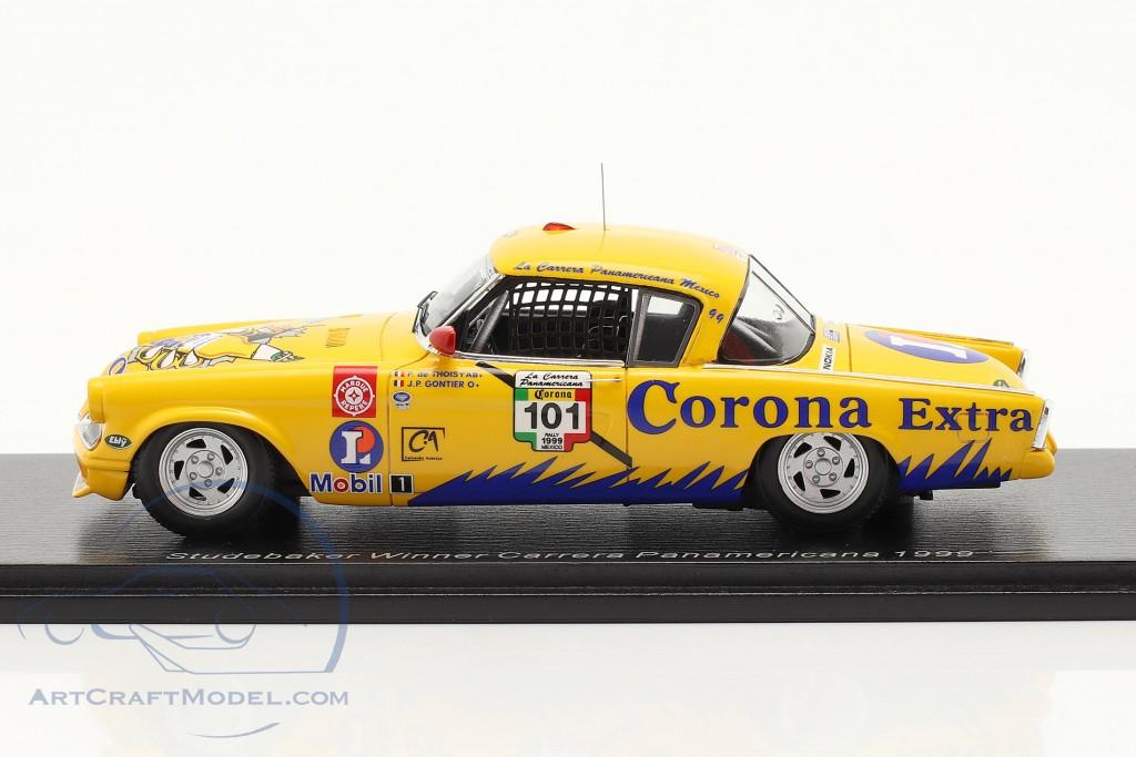 Studebaker Commander Corona #101 Winner Carrera Panamericana 1999