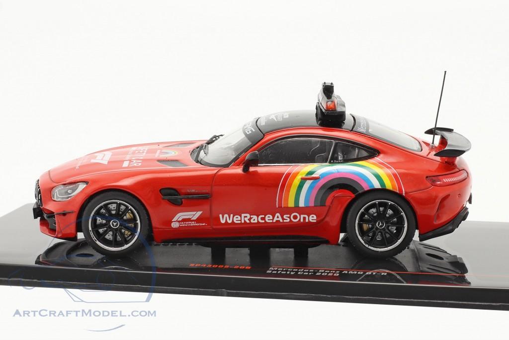 Mercedes-Benz AMG GT-R Safety Car Tuscany GP formula 1 2020