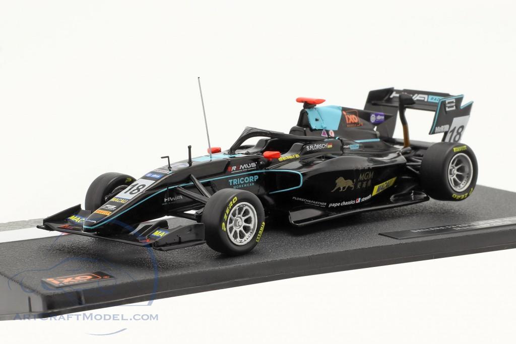 Sophia Flörsch Dallara F3 HWA Racelab #18 Macau GP formula 3 2019