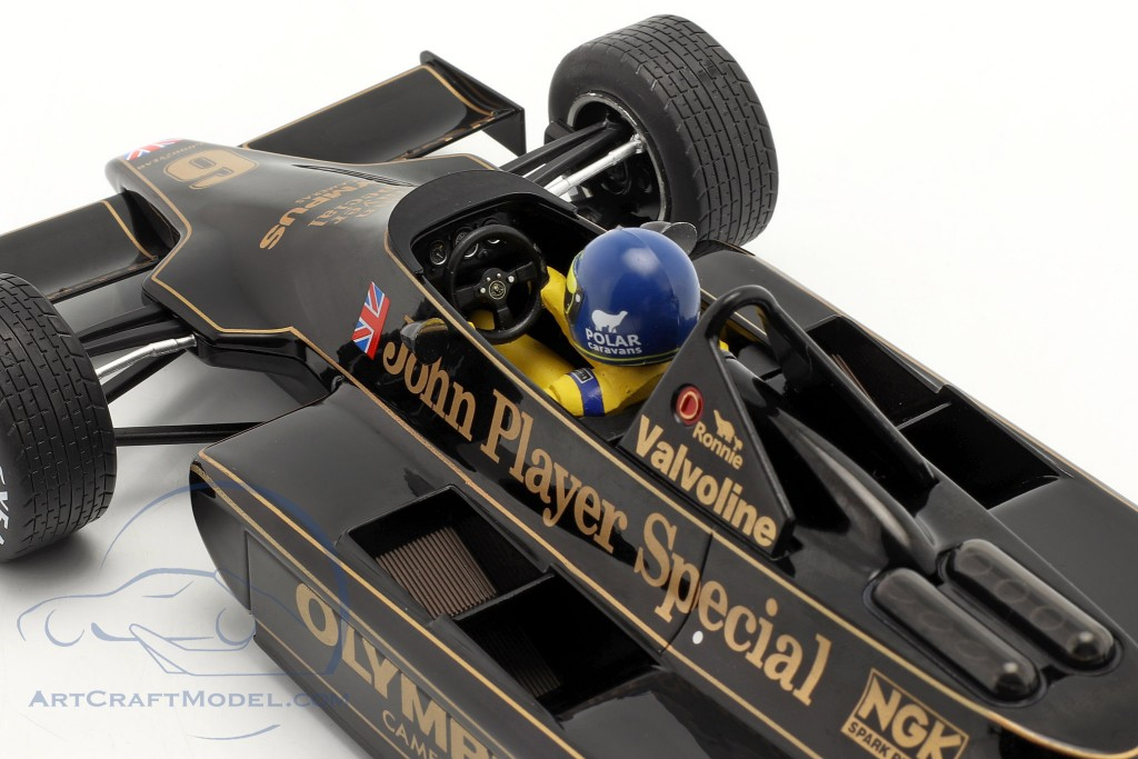 Ronnie Peterson Lotus 79 #6 Winner Austria GP F1 1978  Model Car Group