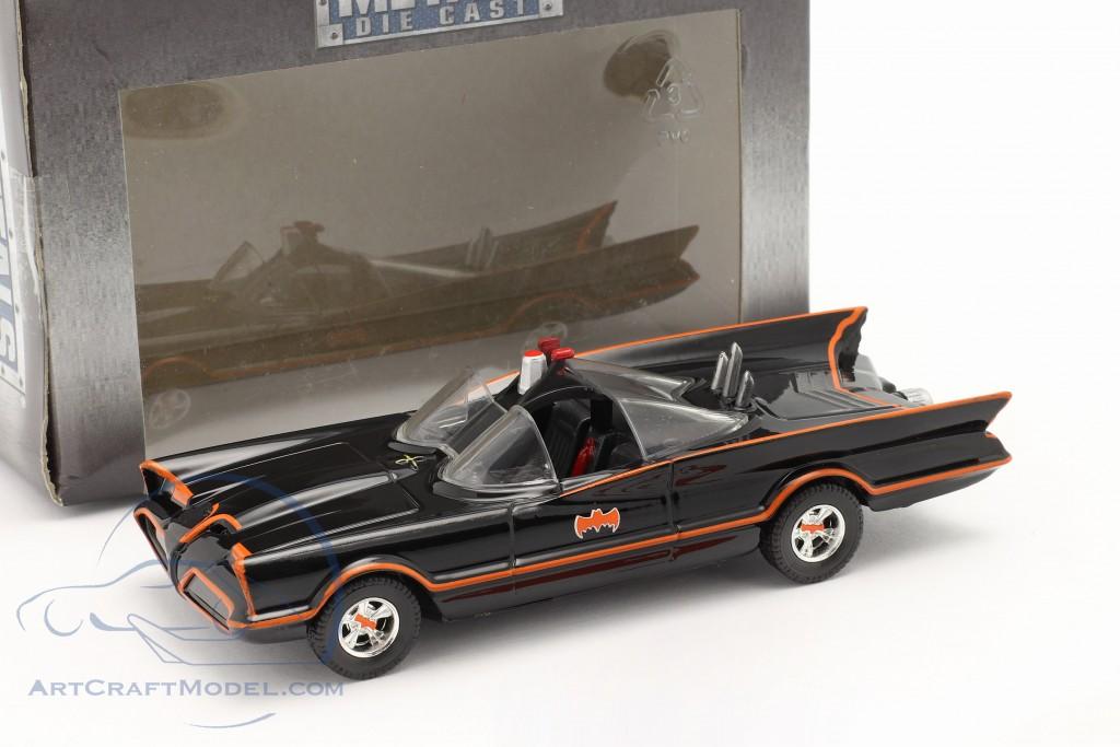 Batmobile Batman TV Series 1966 black  Jada Toys