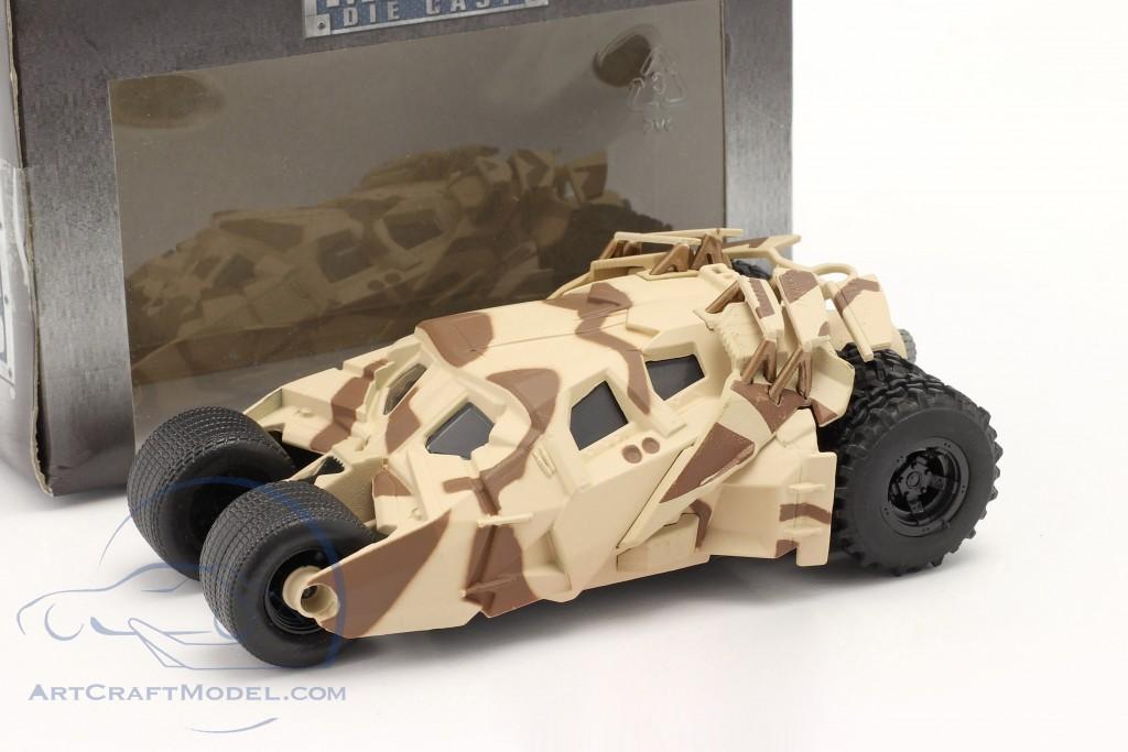 Tumbler Batmobil Movie The Dark Knight (2008) camouflage  Jada Toys