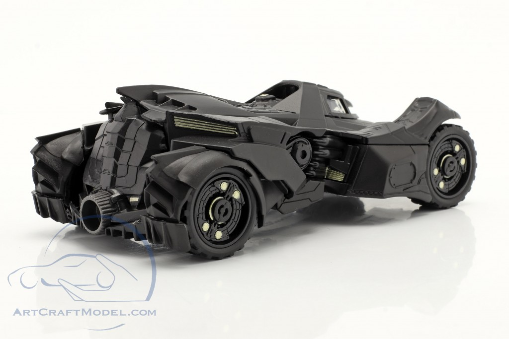 Batmobile Batman Arkham Knight (2015) black  Jada Toys