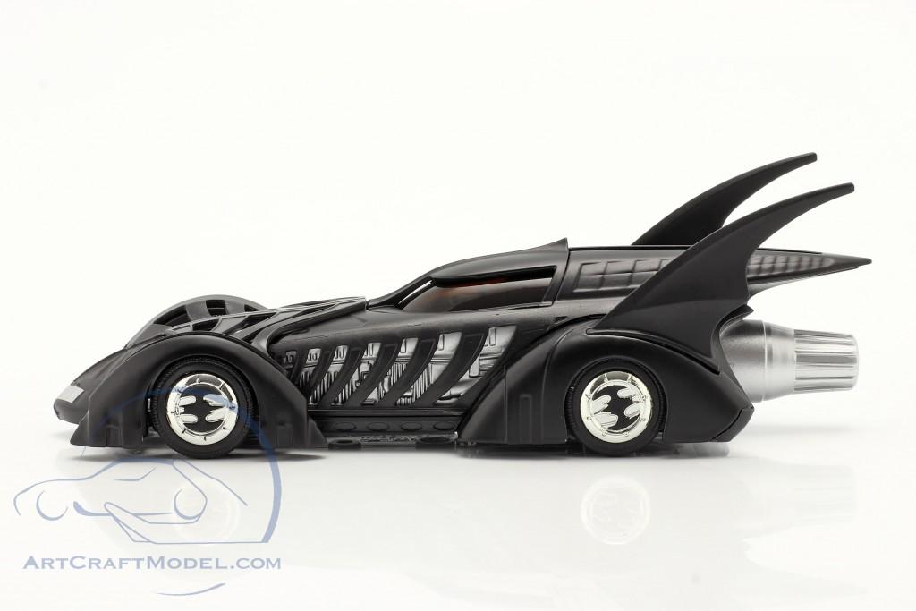 Batmobile Movie Batman Forever (1995) black  Jada Toys