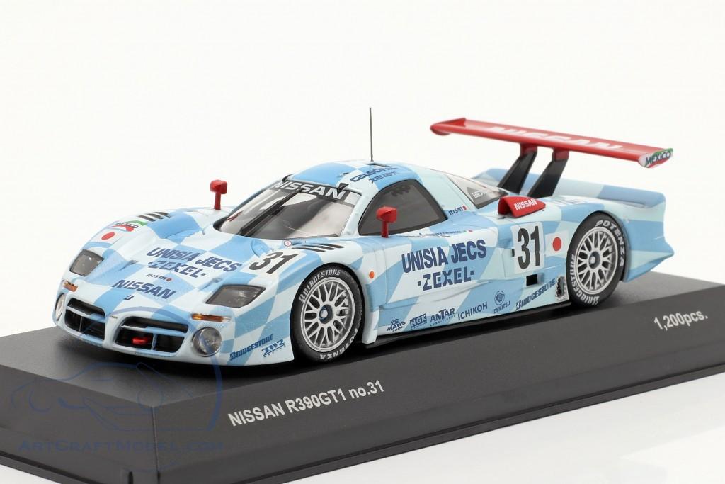 Nissan R390 GT1 #31 24h LeMans 1998