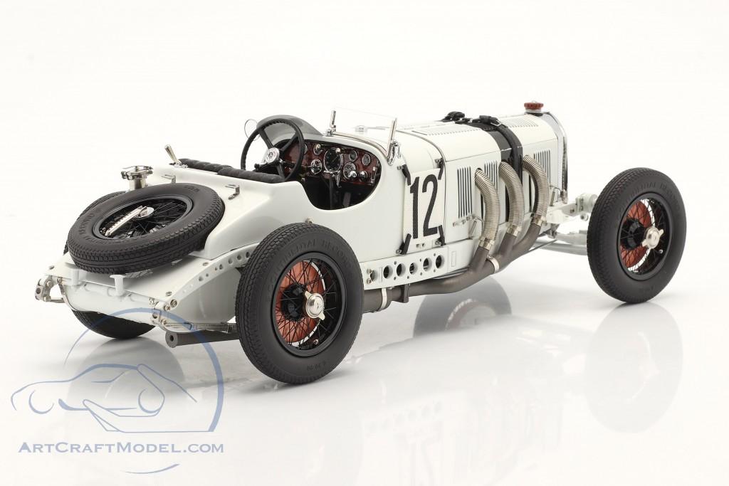 Mercedes-Benz SSKL #12 5th German GP 1931 Otto Merz