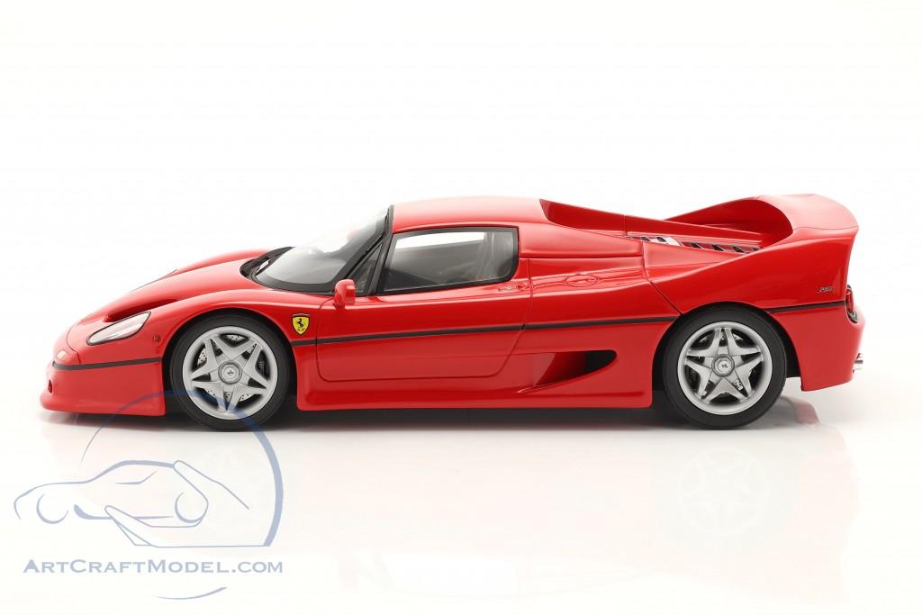 Ferrari F50 year 1995 red  GT-Spirit