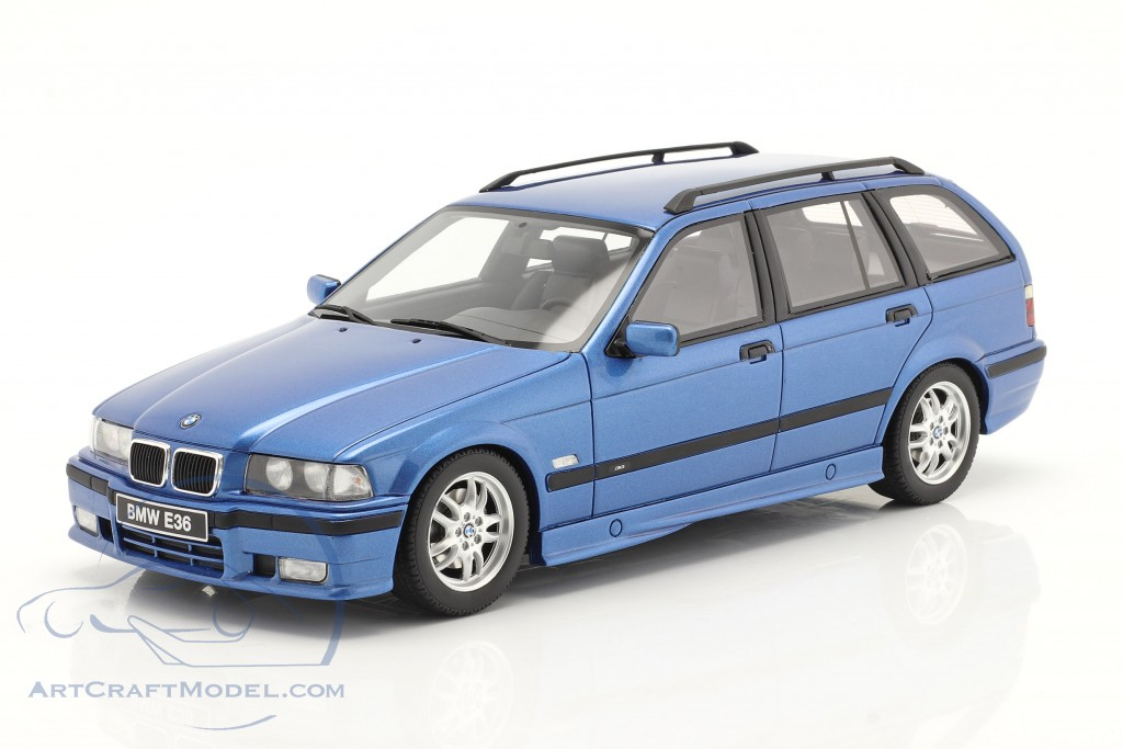 BMW 3 Series 328i (E36) Touring M Pack 1997 blue metallic  OttOmobile
