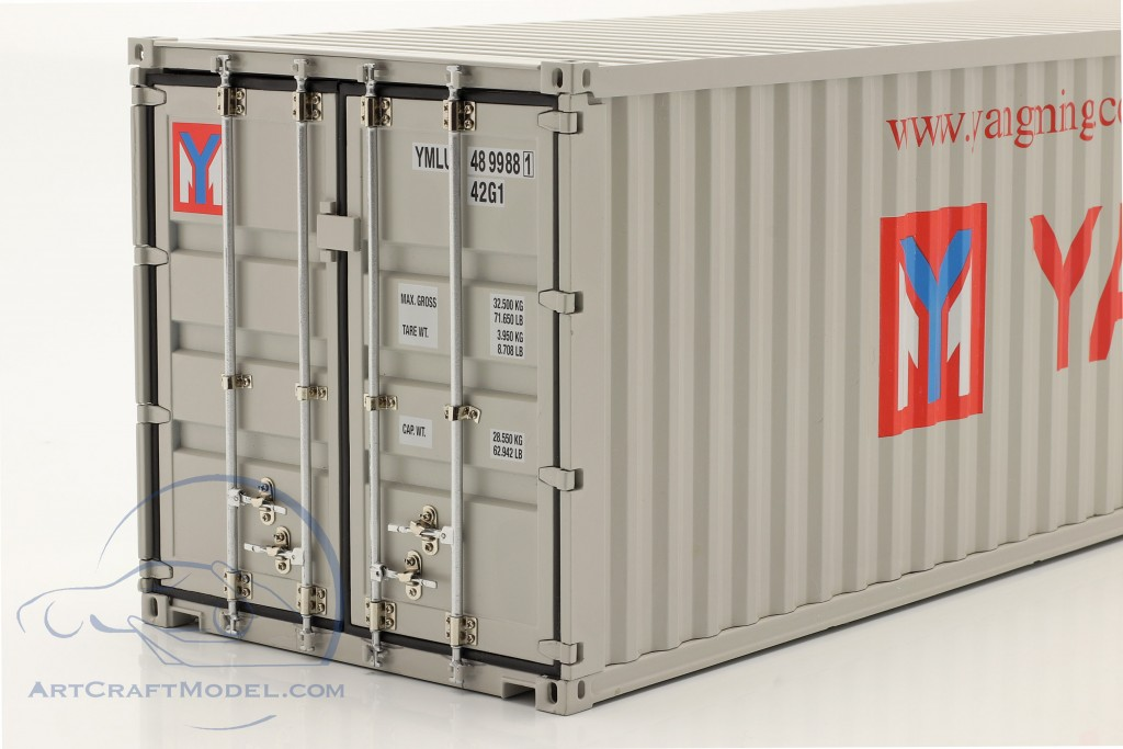 40 FT Container Yang Ming