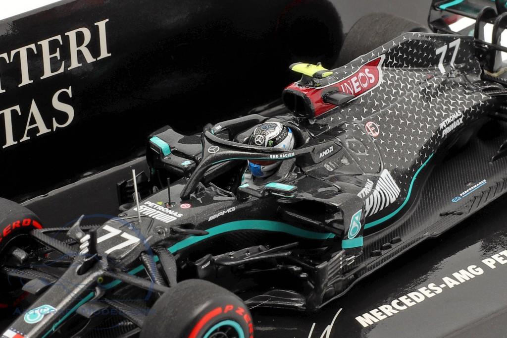 Valtteri Bottas Mercedes-AMG F1 W11 #77 2nd Tuscan GP F1 2020