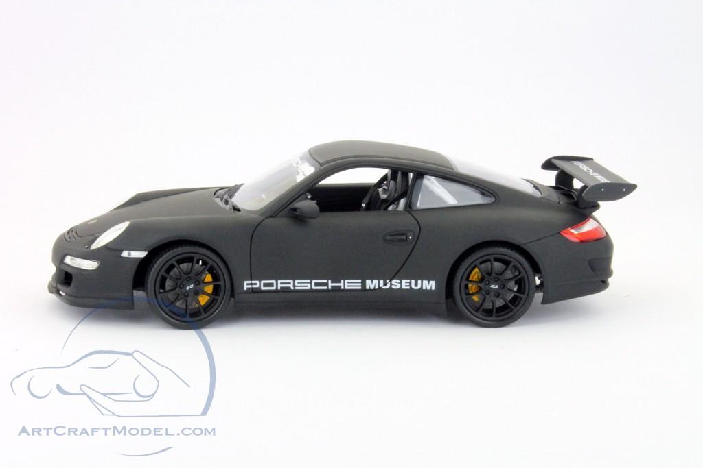 Porsche 911 997 Gt3 Rs Black 21021102