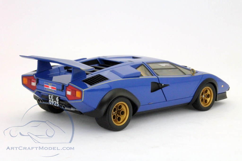 lamborghini countach lp500s walter wolf edition blue. Black Bedroom Furniture Sets. Home Design Ideas